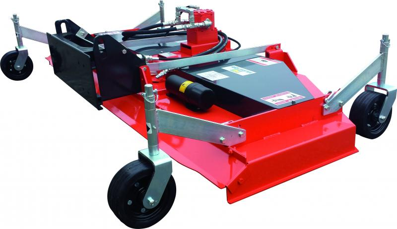 MRP1 ID 230 - Finishing mower with hydraulic transmission