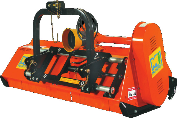 MT24 - Shredder for prunings steaw, grass and maize for tractors up to 90 HP