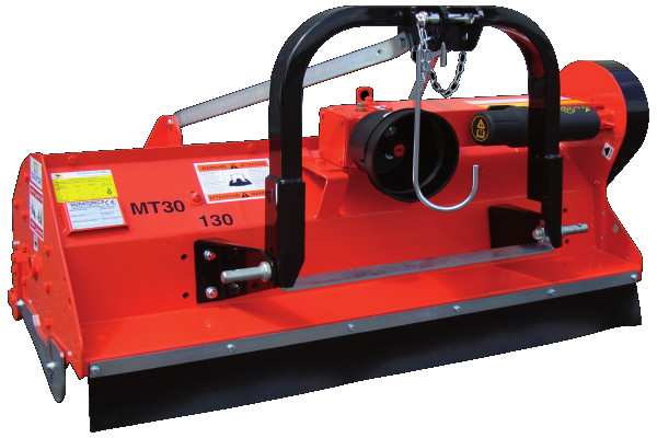 MT30 - Shredder for grass and vine-prunings for tractors up to 35 HP