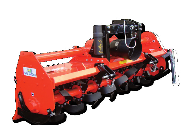 MZ10 - Offset rotary hoe for tractors up to 80 HP