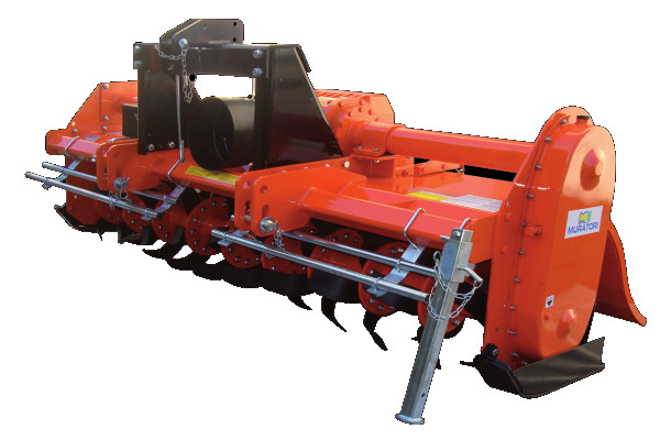 MZ15C - Rotary hoe for tractors up to 120 HP (3 speeds)