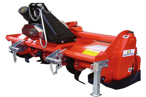 MZ3 - MZ3X | Rotary hoe for tractors up to 25 HP