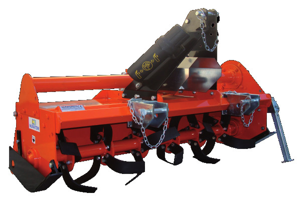 MZ4 - Rotary hoe for tractors up to 40 HP