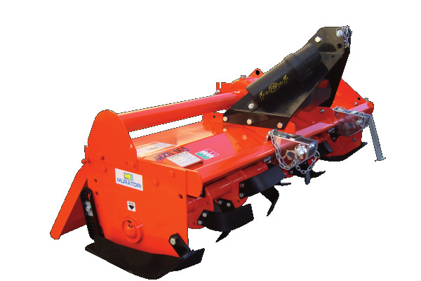 MZ6 - Rotary hoe for tractors up to 55 HP