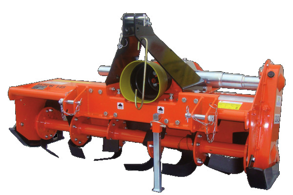 MZ61S - Offset rotary hoe for tractors up to 45 HP