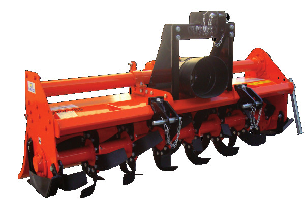 MZ9 - Offset rotary hoe for tractors up to 65 HP (1 speed)