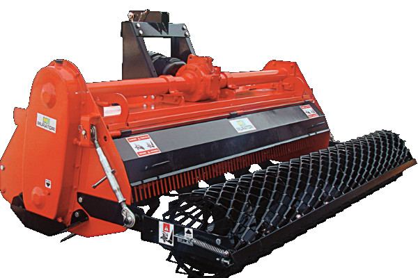 MZ9XL - Offset stoneburier for tractors up to 60 HP